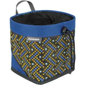 Mammut Stitch Boulder Bolsa de tiza, azul/negro